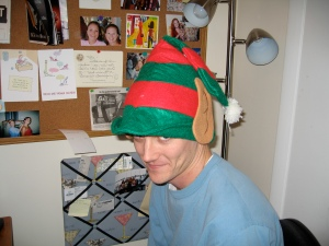 The CHRIStmas Elf