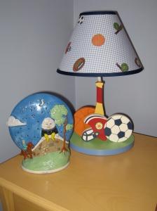 Nightlight and Lamp